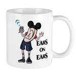 DizFanatic's Ear Guy Mug