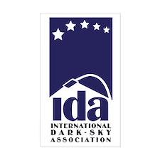 IDA-logo Sticker