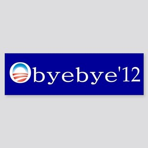 Obyebye Sticker (Bumper)