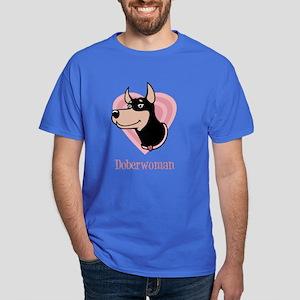 Doberwoman Dark T-Shirt