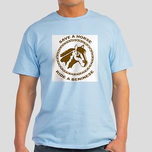 Ride A Beninese Light T-Shirt