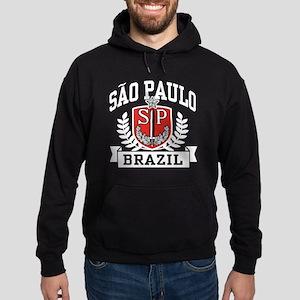 Sao Paulo Brazil (State) Hoodie (dark)