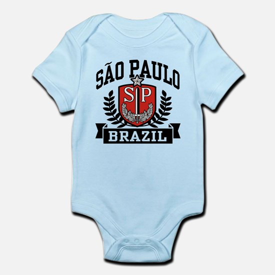 Sao Paulo Brazil (State) Infant Bodysuit