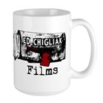 Ed Chigliak Films Large Mug