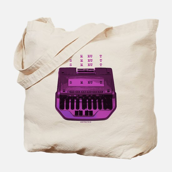 Cool Reporter Tote Bag
