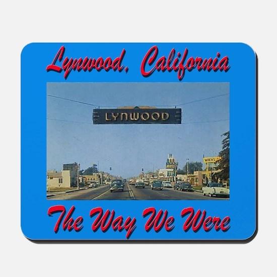 Lynwood California Mousepad