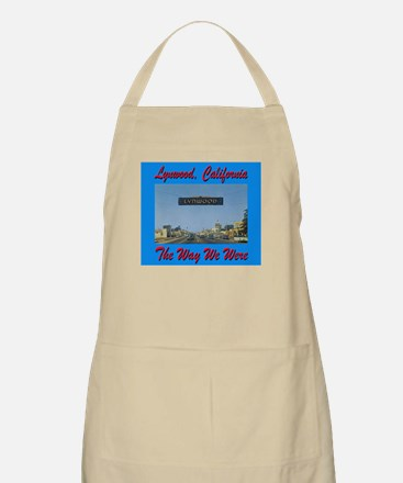 Lynwood California Apron