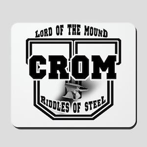 Crom University Mousepad