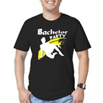 Sexy Bachelor Party Men's Fitted T-Shirt (dark)