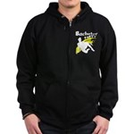 Sexy Bachelor Party Zip Hoodie (dark)