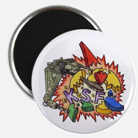 Cool Ksfcn Magnet