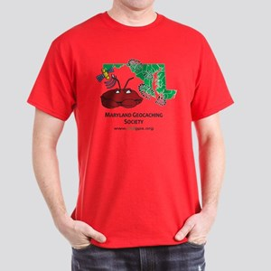 MGS Crab Logo Dark T-Shirt