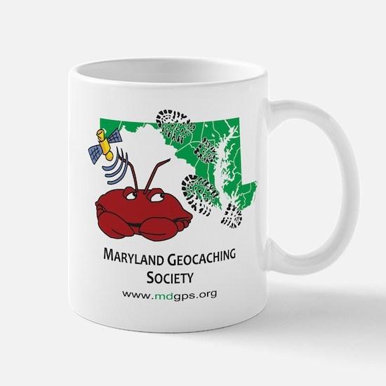 MGS Crab Logo Mug