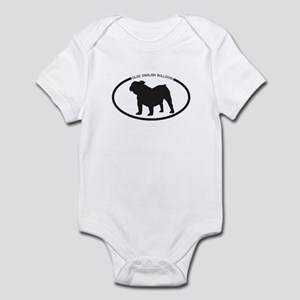 Olde English Bulldog Infant Bodysuit