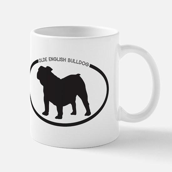 Olde English Bulldog Mug
