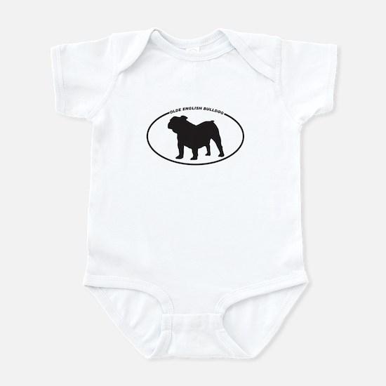 Olde English Bulldog Infant Bodysuit