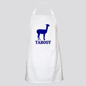 Taboot Apron