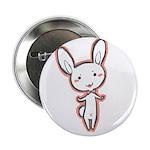 Usagi Bunny Button/Pin