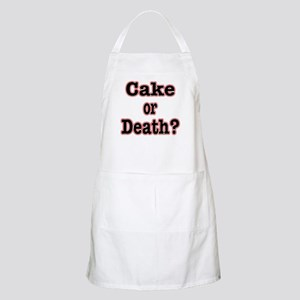 OR Death???? Apron