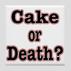OR Death???? Tile Coaster