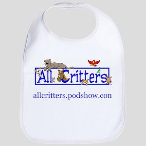 AllCritters PodShow LogoWear Bib