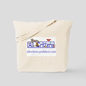 AllCritters PodShow LogoWear Tote Bag
