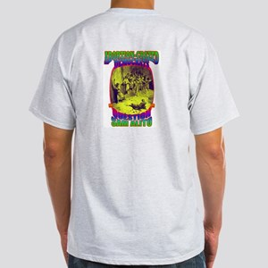 ABORTION-CRAZED DEMOCRATS & S Ash Grey T-Shirt