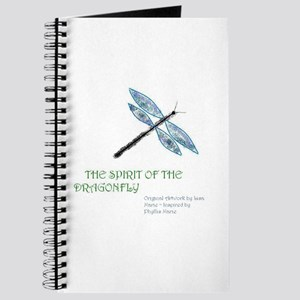 Inspirational Dragonfly Journal