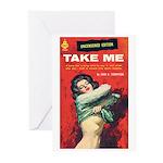 """Greeting (10)-""""Take Me"""""""