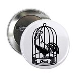 """Dick the Rooster 2.25"""" Button"""