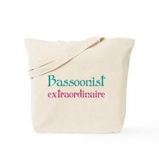 Bassoonist Extraordinaire Tote Bag