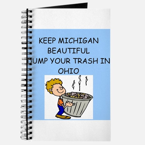 keep michigan beautiful Journal