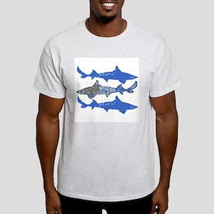 Shark Ash Grey T-Shirt