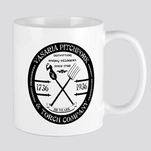 Vasaria Pitchfork and Torch Co. Mug