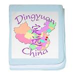 Dingyuan China baby blanket