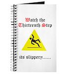 Watch the Thirteenth Step Journal