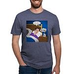 baby snooze Mens Tri-blend T-Shirt