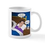 baby snooze 11 oz Ceramic Mug