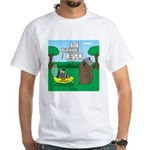 Outhouse or Phone Booth Men's Classic T-Shirts
