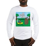 Outhouse or Phone Booth Long Sleeve T-Shirt