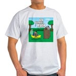 Outhouse or Phone Booth Light T-Shirt