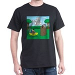 Outhouse or Phone Booth Dark T-Shirt