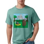Outhouse or Phone Booth Mens Comfort Colors® Shirt