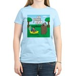 Outhouse or Phone Booth Women's Classic T-Shirt