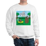 Outhouse or Phone Booth Sweatshirt