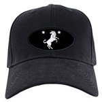 Meridies Populace Badge Black Cap