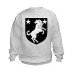 Meridies Populace Badge Kids Sweatshirt