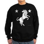 Meridies Populace Badge Sweatshirt (dark)