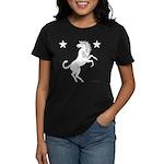 Meridies Populace Badge Women's Dark T-Shirt