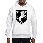 Meridies Populace Badge Hooded Sweatshirt